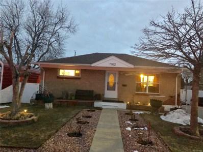 7702 Osage Street, Denver, CO 80221 - MLS#: 2032900
