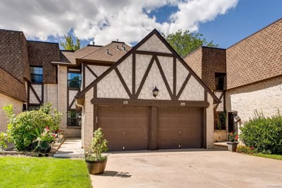 7250 Eastmoor Drive UNIT 110, Denver, CO 80237 - MLS#: 2033070