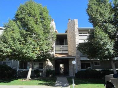 1094 S Dearborn Street UNIT 206, Aurora, CO 80012 - MLS#: 2033315