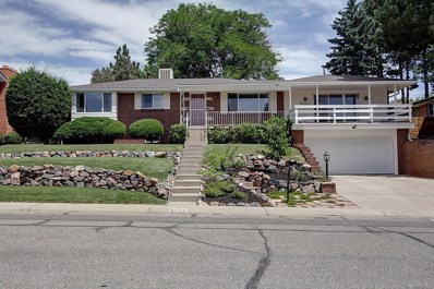 8223 W 70th Place, Arvada, CO 80004 - MLS#: 2035779