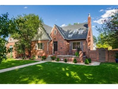 710 Bellaire Street, Denver, CO 80220 - MLS#: 2038087