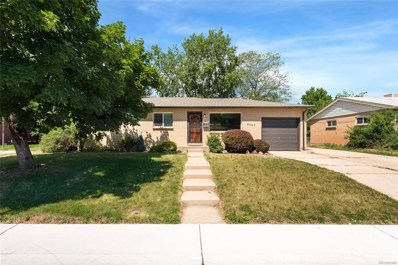 6047 Independence Street, Arvada, CO 80004 - MLS#: 2039748