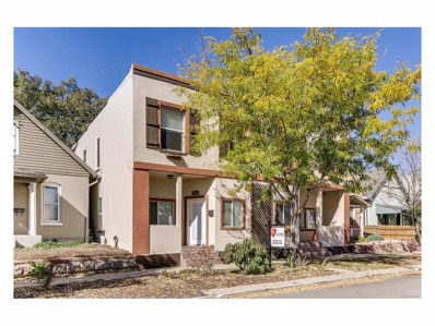4115 Raritan Street, Denver, CO 80211 - MLS#: 2042746