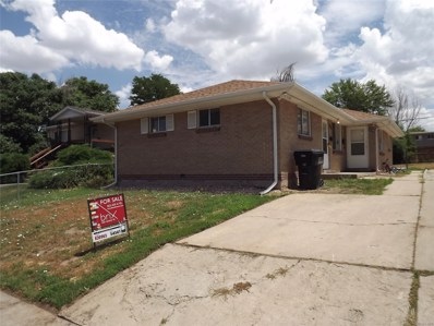 1150 Rosemary Street, Denver, CO 80220 - MLS#: 2042826