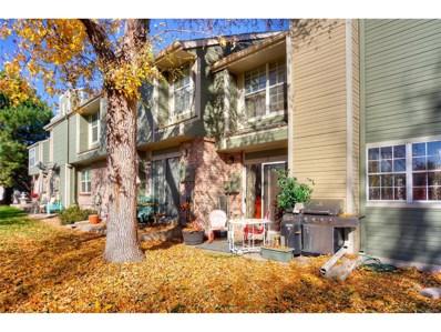 3469 S Ammons Street UNIT 11-2, Lakewood, CO 80227 - MLS#: 2044089