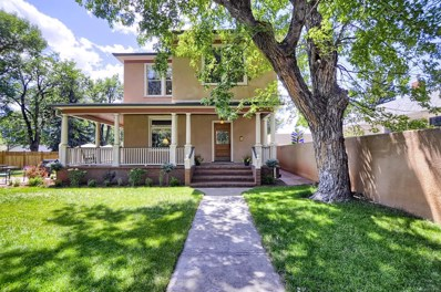 2220 N Cascade Avenue, Colorado Springs, CO 80907 - MLS#: 2046556