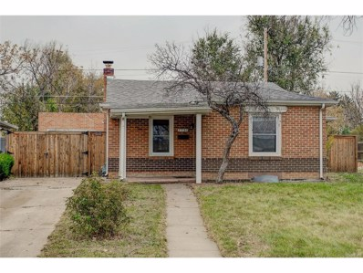 2730 N Steele Street, Denver, CO 80205 - MLS#: 2051869
