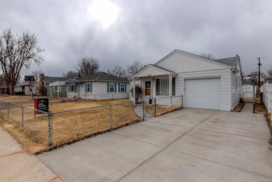 5623 Brentwood Street, Arvada, CO 80002 - MLS#: 2056524