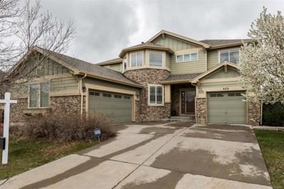 523 N Flat Rock Circle, Aurora, CO 80018 - MLS#: 2056663