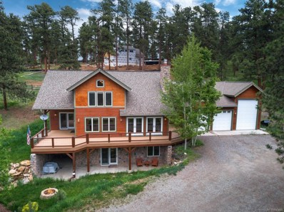 23111 Shoshone Road, Indian Hills, CO 80454 - #: 2065799