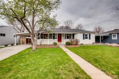 2891 S Kearney Street, Denver, CO 80222 - #: 2076366