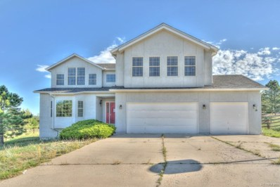 510 Ore Cart Way, Monument, CO 80132 - MLS#: 2076778