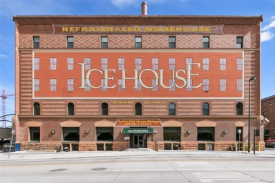 1801 Wynkoop Street UNIT 303, Denver, CO 80202 - MLS#: 2078788