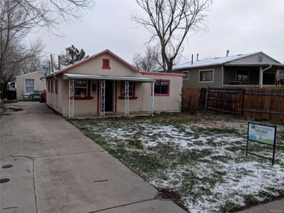 4463 W Dakota Avenue, Denver, CO 80219 - MLS#: 2083995