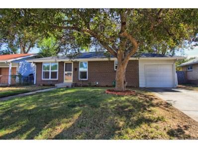 4744 Estes Street, Wheat Ridge, CO 80033 - MLS#: 2084750