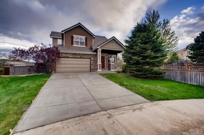 3913 Miners Candle Court, Castle Rock, CO 80109 - #: 2085261