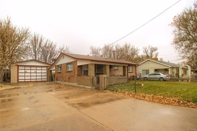 6411 E 68th Avenue, Commerce City, CO 80022 - #: 2087200