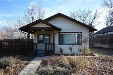 1328 Dayton Street, Aurora, CO 80010 - MLS#: 2087244