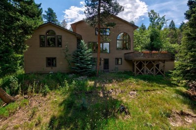 8055 Armadillo Trail, Evergreen, CO 80439 - #: 2087817