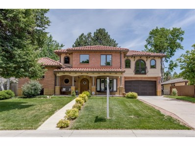 320 Leyden Street, Denver, CO 80220 - MLS#: 2089926