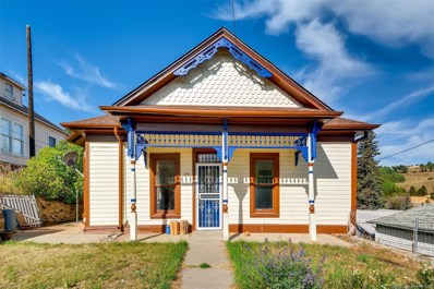 345 Spring Street, Central City, CO 80427 - #: 2089992