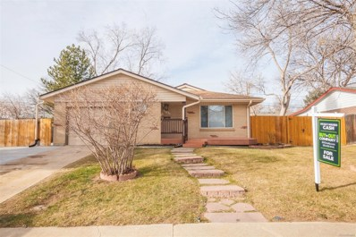 6343 Pierson Street, Arvada, CO 80004 - MLS#: 2093105