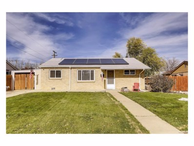 2701 E 93rd Place, Thornton, CO 80229 - MLS#: 2100722