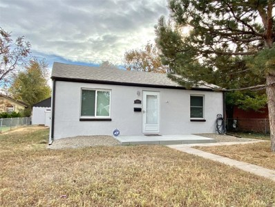 4354 Fenton Street, Denver, CO 80212 - #: 2102720