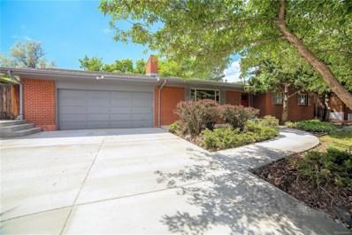 508 Orion Drive, Colorado Springs, CO 80906 - MLS#: 2108157