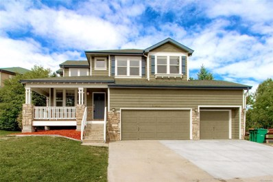 16453 Roan Place, Parker, CO 80134 - #: 2110283