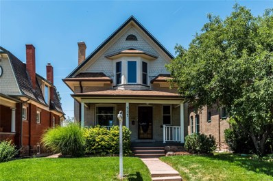 337 S Sherman Street, Denver, CO 80209 - MLS#: 2112296