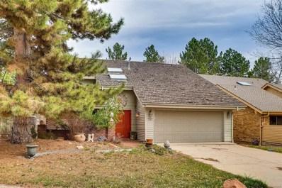7157 Cedarwood Circle, Boulder, CO 80301 - MLS#: 2112787