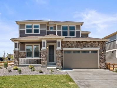 8845 S Duquesne Court, Aurora, CO 80016 - MLS#: 2115047