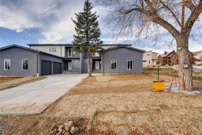 1353 Quaker Street, Golden, CO 80401 - MLS#: 2116252