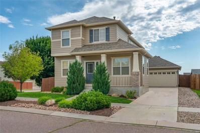 6497 Sunny Meadow Street, Colorado Springs, CO 80923 - MLS#: 2119911