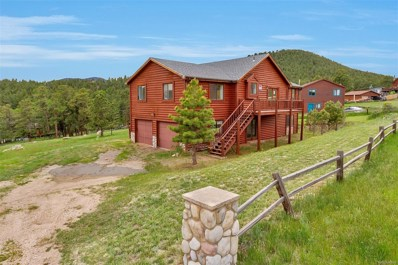 218 Conifer Drive, Bailey, CO 80421 - #: 2122931