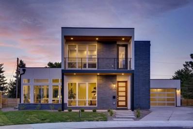 5407 E Bails Drive, Denver, CO 80222 - MLS#: 2123929