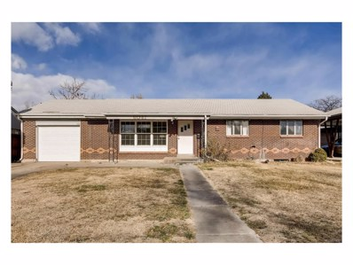 6041 Tichy Boulevard, Commerce City, CO 80022 - MLS#: 2124806