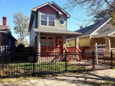 3932 Tejon Street, Denver, CO 80211 - MLS#: 2126999