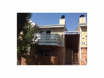 3312 S Ammons Street UNIT 201, Lakewood, CO 80227 - MLS#: 2127127