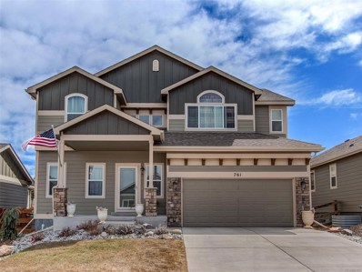 761 Tailings Drive, Monument, CO 80132 - MLS#: 2132529