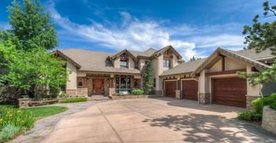 2701 Castle Pines Drive, Castle Rock, CO 80108 - MLS#: 2133780
