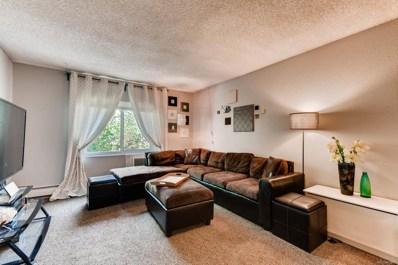 9650 Huron Street UNIT 19, Thornton, CO 80260 - MLS#: 2144936
