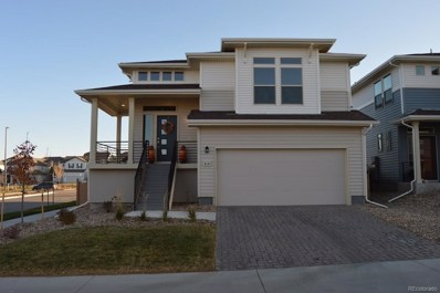 3131 Hardin Street, Castle Rock, CO 80109 - MLS#: 2147353