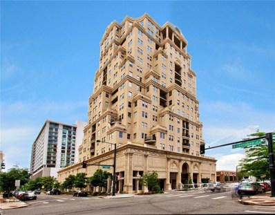 300 W 11th Avenue UNIT 16B, Denver, CO 80204 - MLS#: 2147956