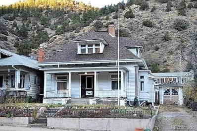 416 Colorado Boulevard, Idaho Springs, CO 80452 - MLS#: 2148310