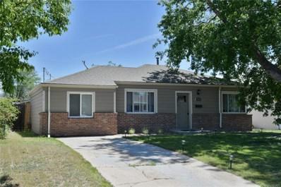 2920 Pontiac Street, Denver, CO 80207 - #: 2149537