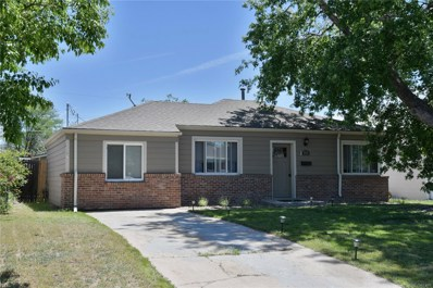 2920 Pontiac Street, Denver, CO 80207 - #: 2149537