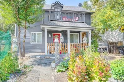 201 Julian Street, Denver, CO 80219 - MLS#: 2149799