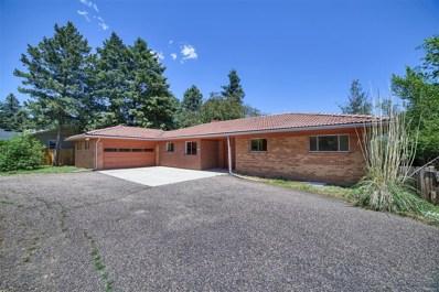 122 W Old Broadmoor Road, Colorado Springs, CO 80906 - #: 2151041
